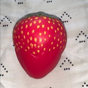 Other - strawberry squishy!